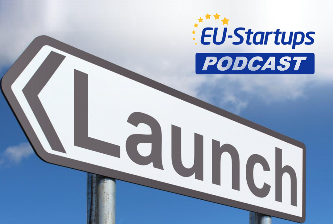 Episode 1 of the EU-Startups Podcast: The BIG PITCH!