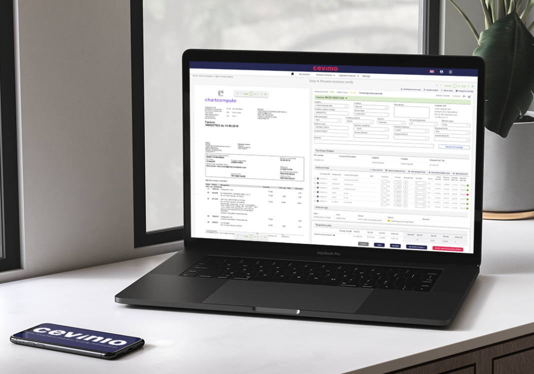 Rotterdam-based InvoiceBlox rebrands as Cevinio and secures €4.5 million to globally expand its invoicing system