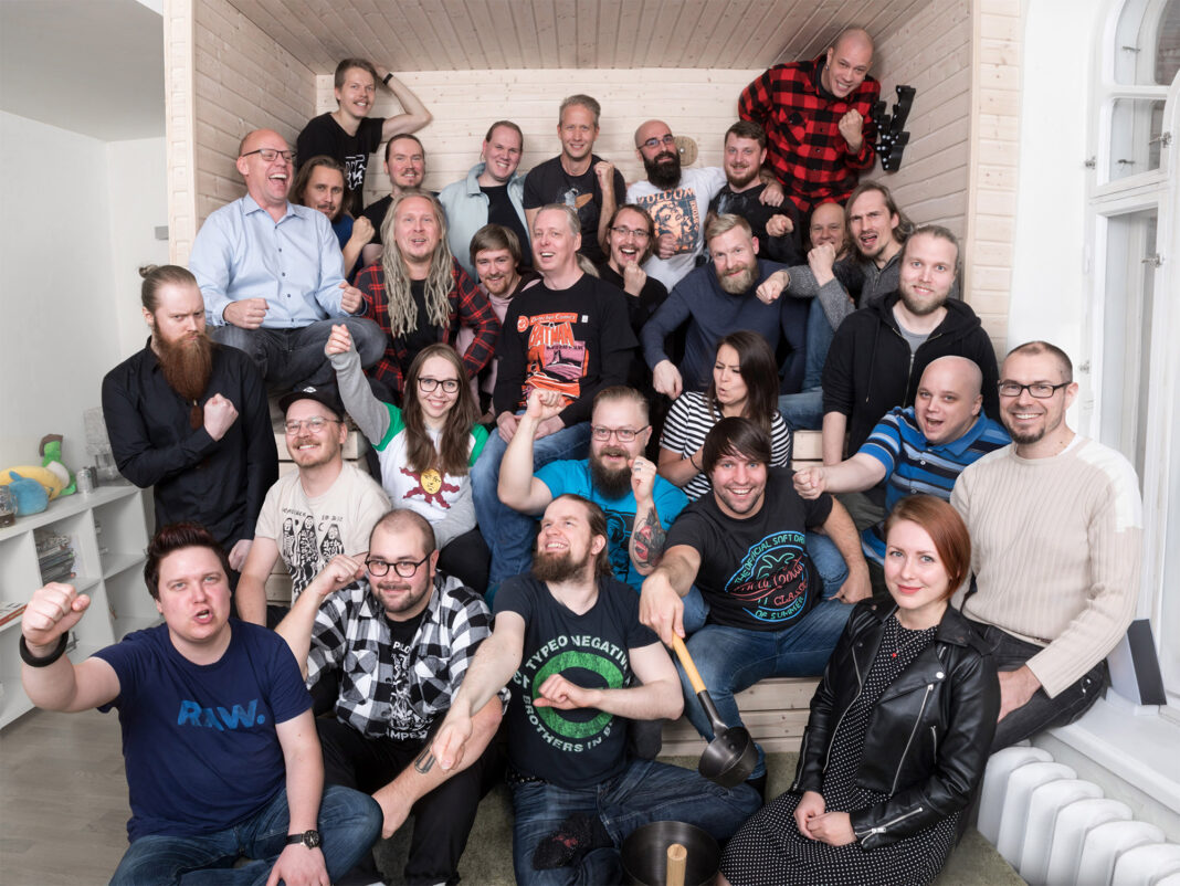 Finnish mobile games studio Traplight launches Battle Legion worldwide and secures €8 million