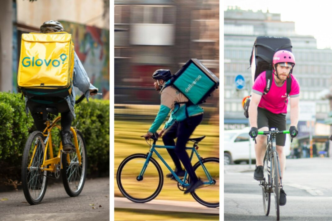 Glovo vs. Deliveroo vs. Delivery Hero: Battle of the food delivery scaleups