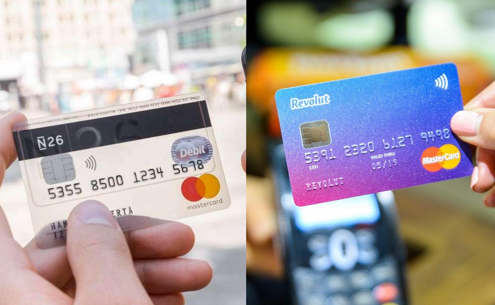 N26 vs. Revolut: The battle of the challenger banks