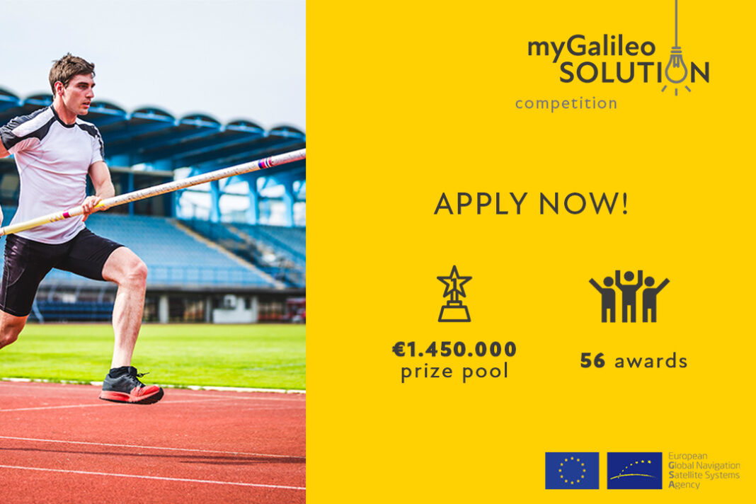 Working on a project that uses location information? Level up your idea with #MyGalileoSolution competition! (Sponsored)