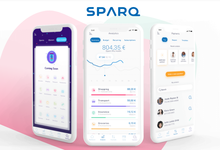 Tallinn-based fintech startup SPARQ secures €440K to build the personal finance platform for millennials