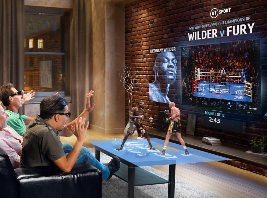 UK-based Condense Reality raises €875K seed round to bring 3D hologram-style video to live TV experience