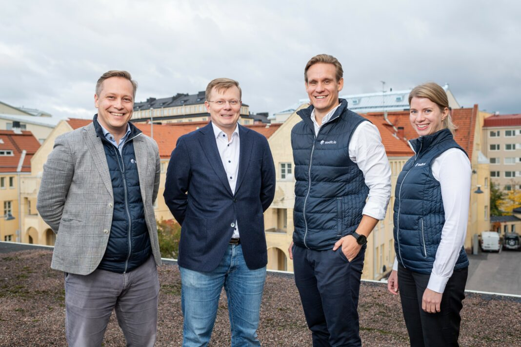 Helsinki-based proptech Kodit.io announces €100 million to finance new home purchases