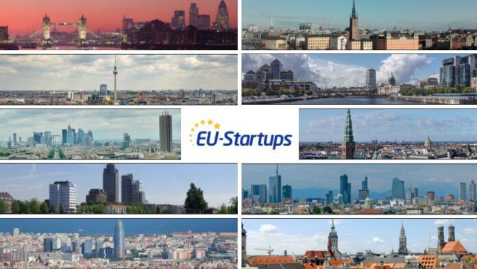 Europes-leading-startup-hubs