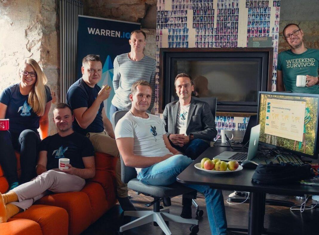 Tallinn-based Warren secures €1.2 million to boost its cloud platform for regional infrastructure providers