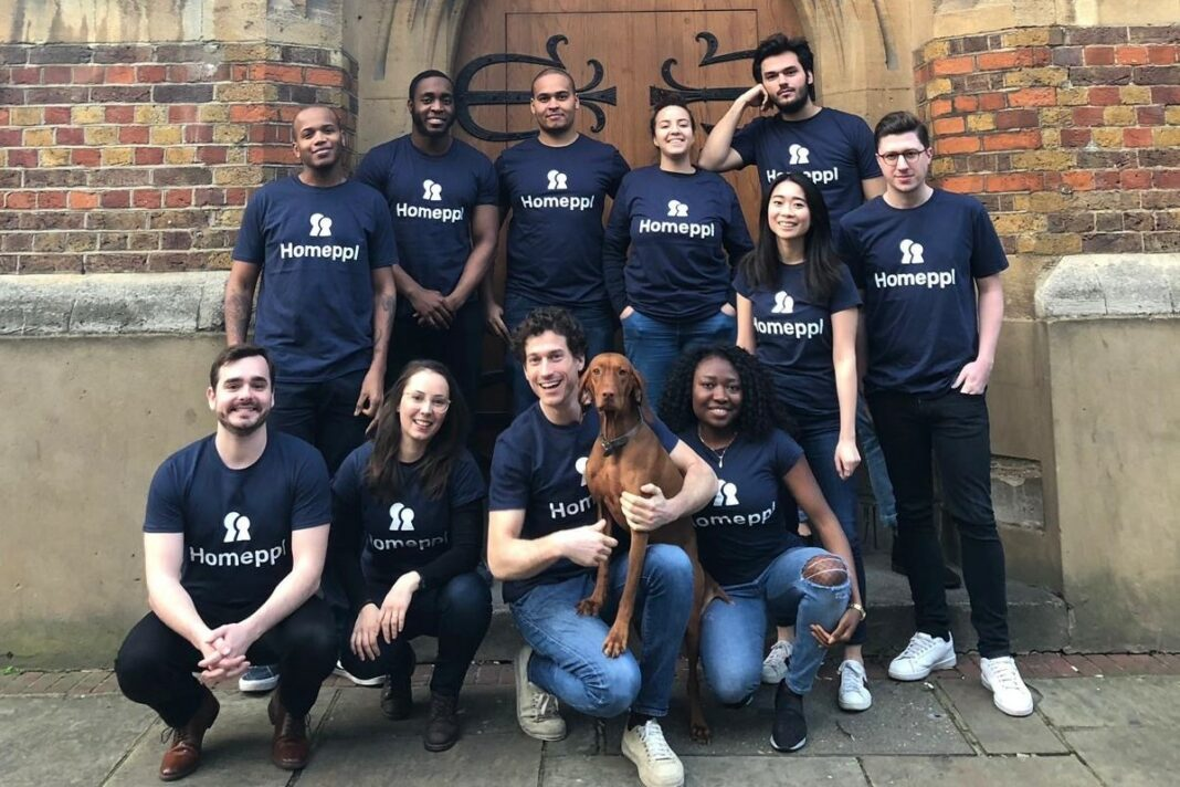London-based Homeppl raises €2.1 million to challenge the UK's archaic tenant referencing system