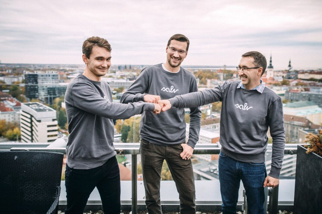 Tallinn-based Salv raises €1.5 million to expand its anti-money laundering pilot to several European countries