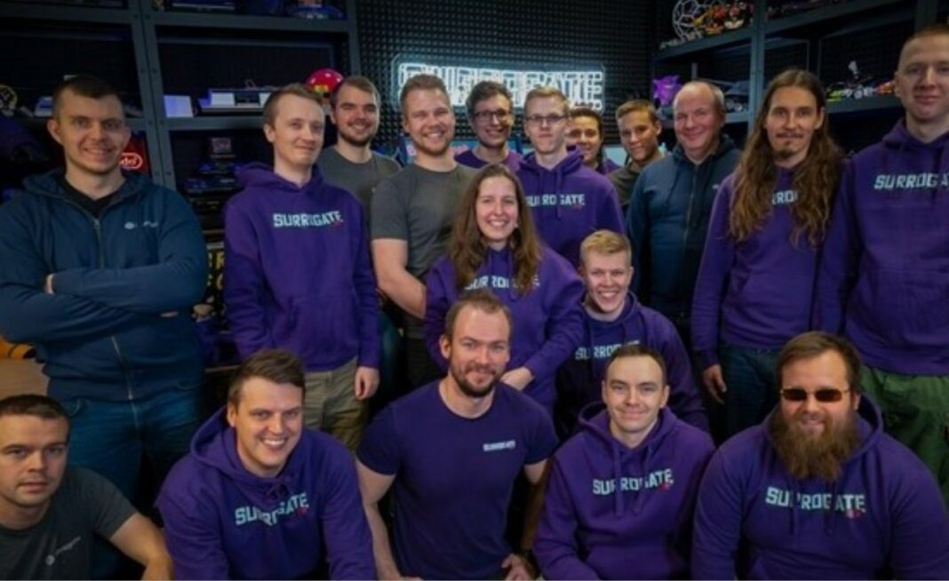 Finnish startup Surrogate.tv raises €2 million seed round for its remote play social platform