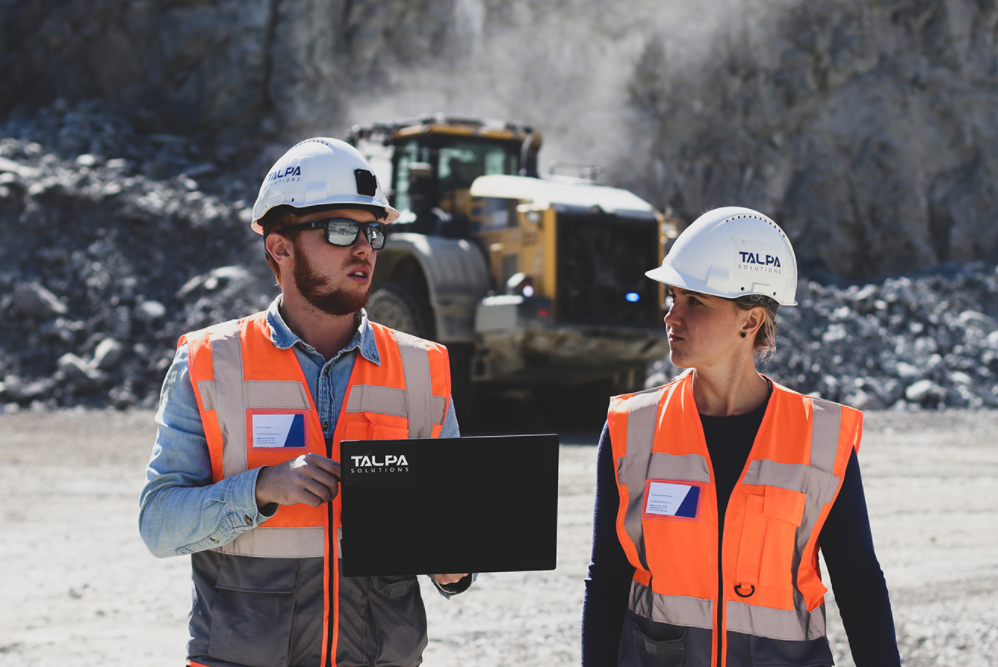 Essen-based talpasolutions secures €4.5 million to help mining and construction companies optimise the performance of their heavy machinery