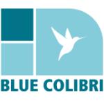 Blue Colibri