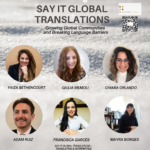 Say It Global Translations