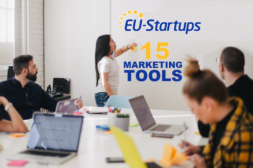 15 Marketing Tools to Boost Your Startup's Growth in 2021