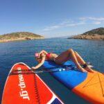 LookingAroundus - paddling SUP