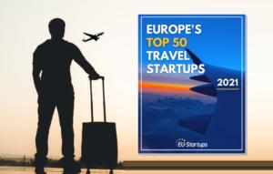 Europe's Top 50 Travel Startups 2021 - Premium Report