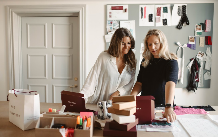 Swedish underwear delivery startup Lace Laboratory raises €1.8 million and launches in UK