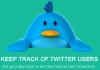 Twitter Tracking